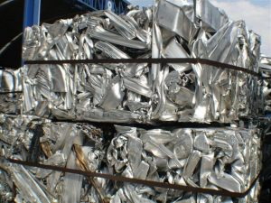 Aluminium low copper clippings
